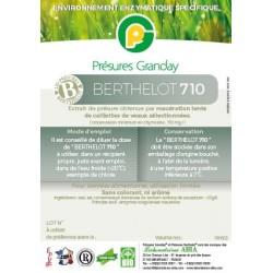Présure Berthelot 710