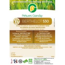 Présure Berthelot 530