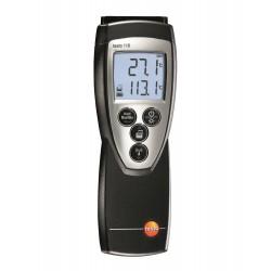 Thermomètre électrique Testo 110