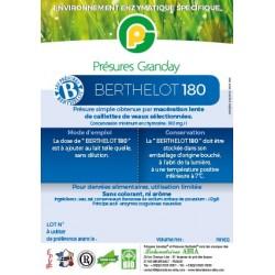 Présure Berthelot 180