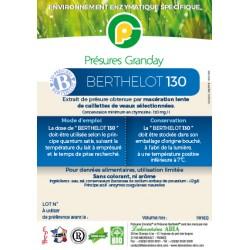 Présure Berthelot 130